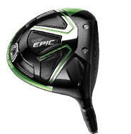 Great Big Bertha Epic range by Callaway Golf