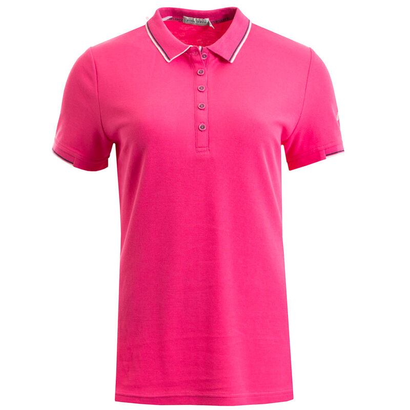 Green Lamb Ladies Polo Shirts