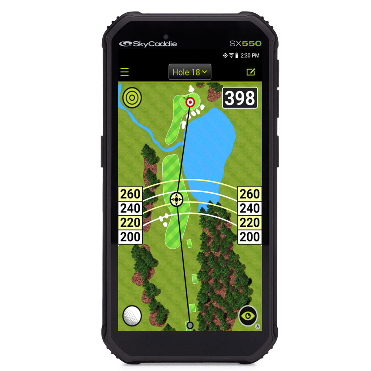 Golf Gps Equipment