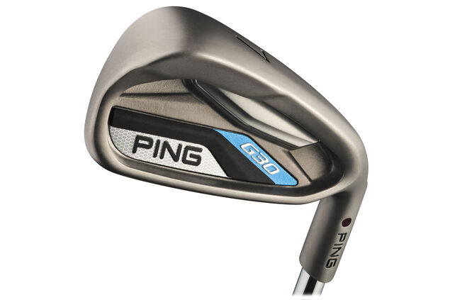 PING G30 Irons Steel 5-SW