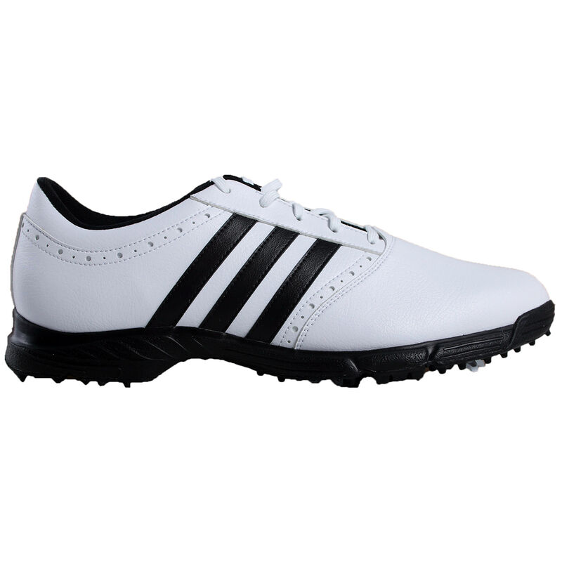 adidas Golf Traxion Classic Shoes Male WhiteBlack 9
