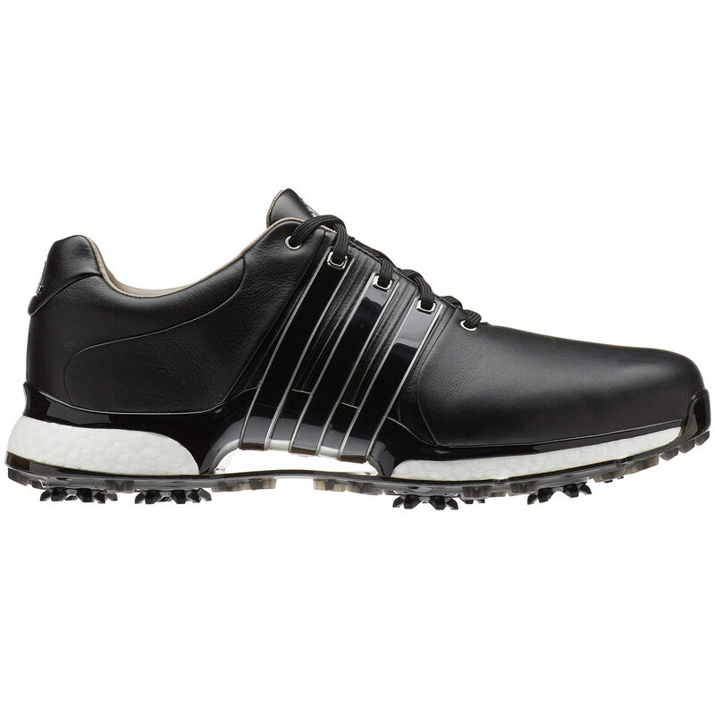 adidas Golf Tour 360 XT Shoe Male BlackBlackSilver 12 Wide
