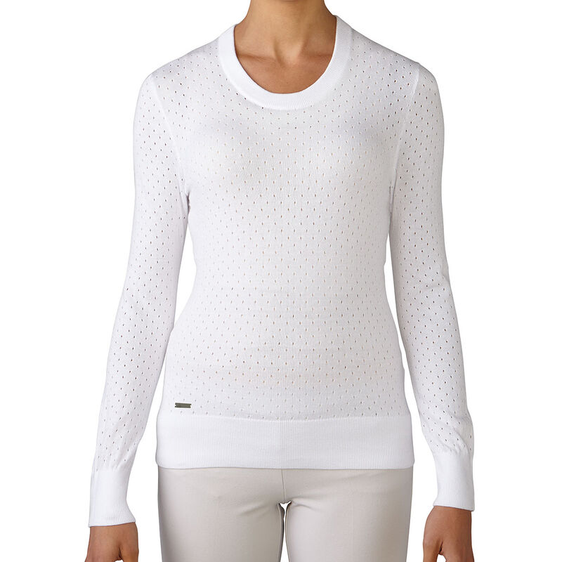 Adidas Ladies Sweaters Pullovers