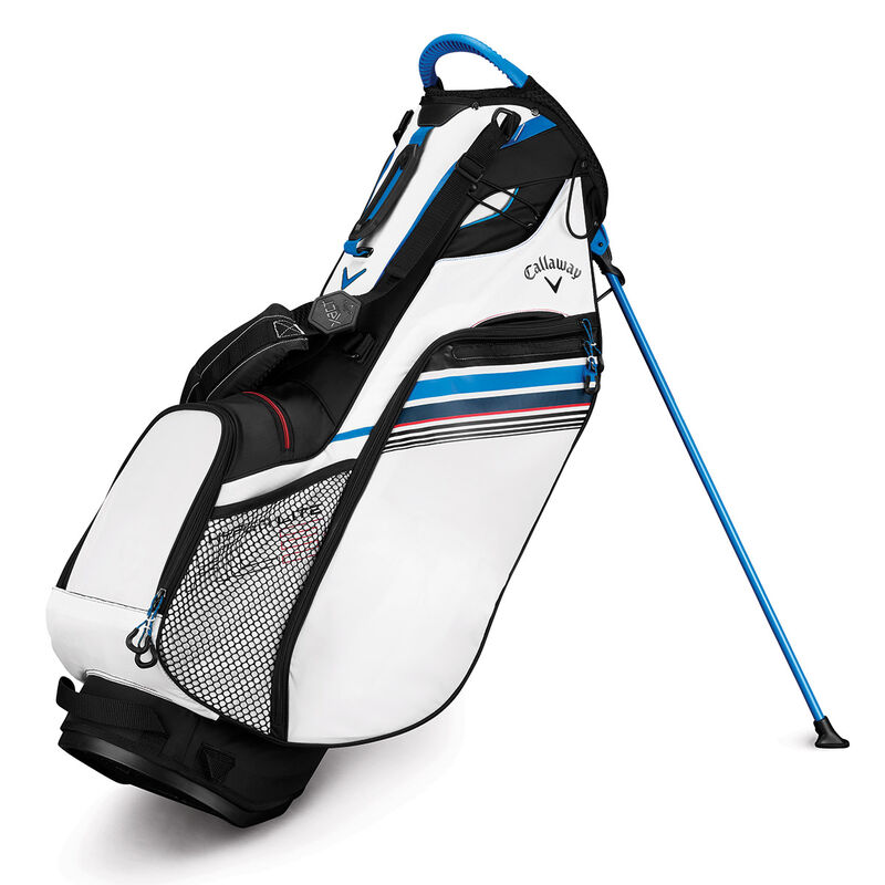 Callaway Golf Hyper Lite 3 Stand Bag 2019 Male BlackWhiteBlue