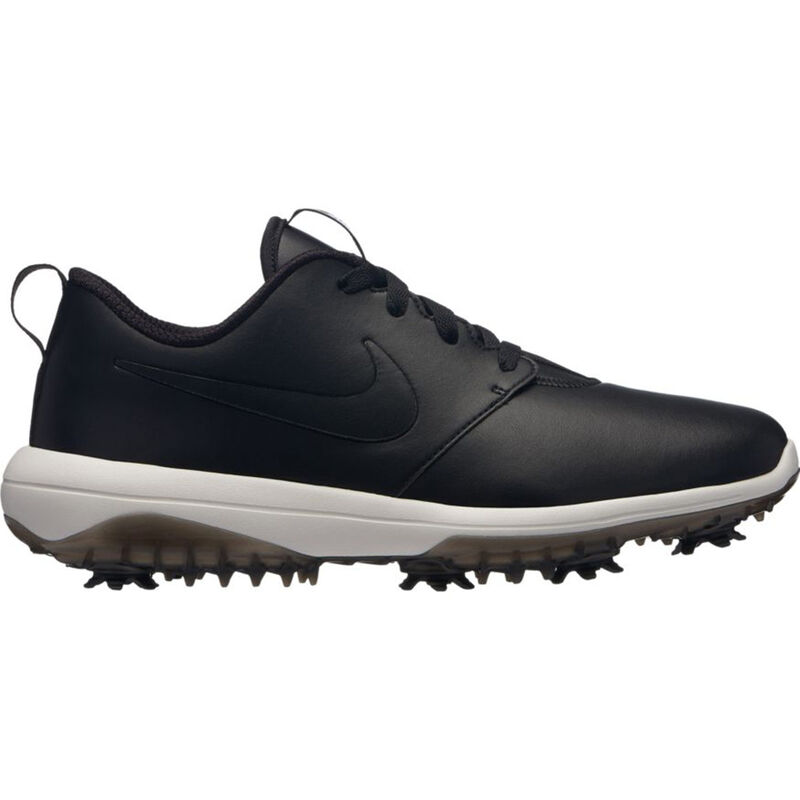 Nike Golf Roshe G Tour Shoes Male BlackWhite 10 Regular