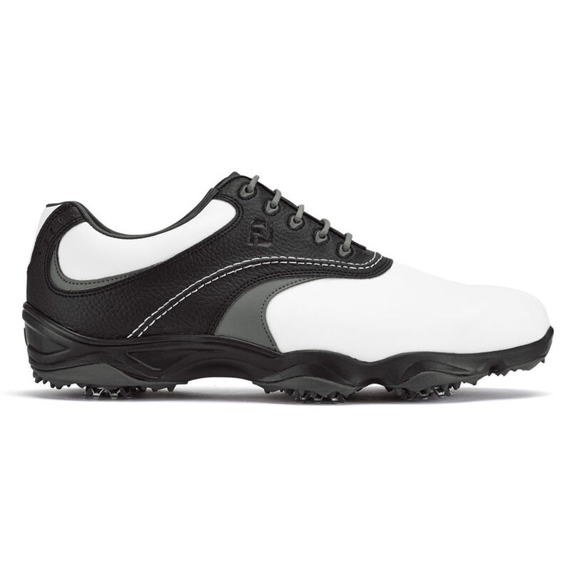 FootJoy Originals Shoes Male WhiteBlackGrey 8 Regular