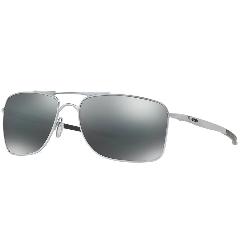 Oakley Gauge 8 L Matte Sunglasses Male LeadBlack