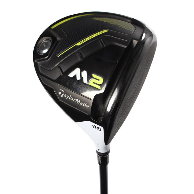 taylormade m2 driver head size