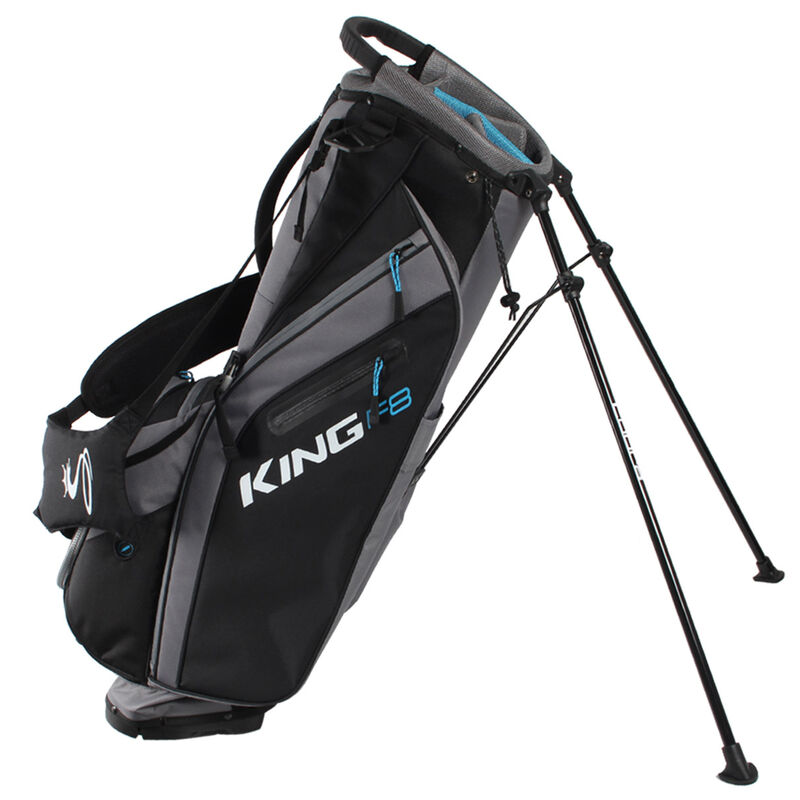 Cobra Golf King F8 Stand Bag Male BlackBlue