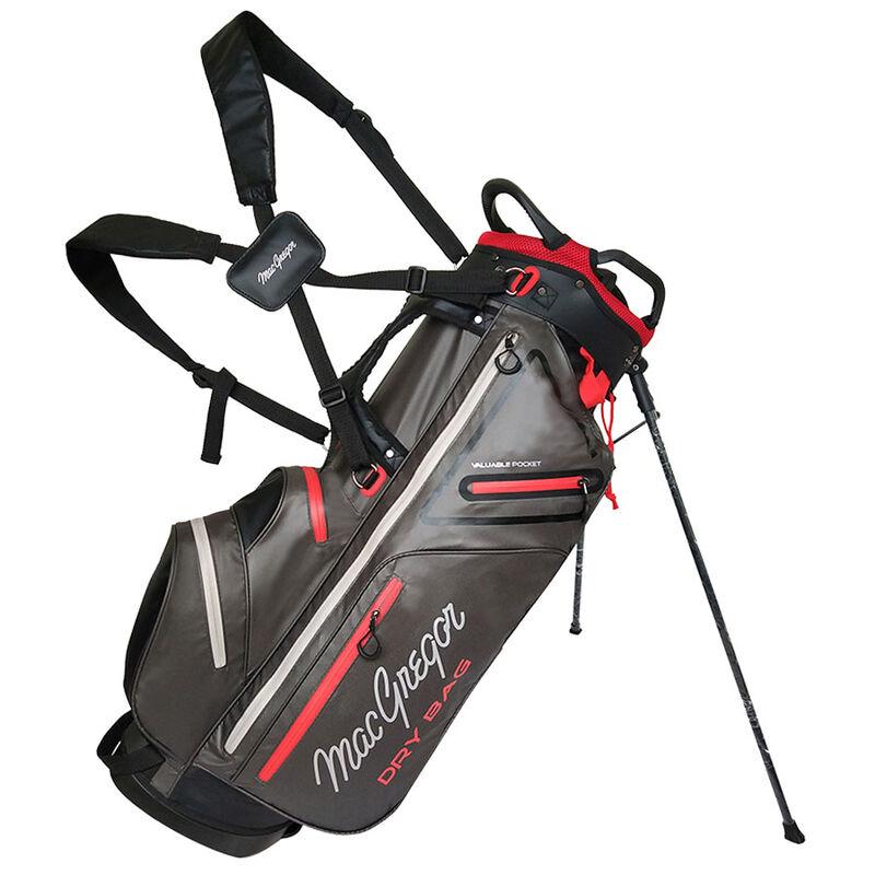 MacGregor MACTEC Water-Repellent Golf Stand Bag, Charcoal