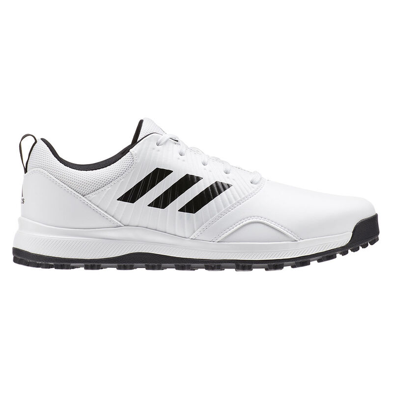 adidas Golf CP Traxion SL Shoes Male WhiteCore BlackGrey Six 11 Wide