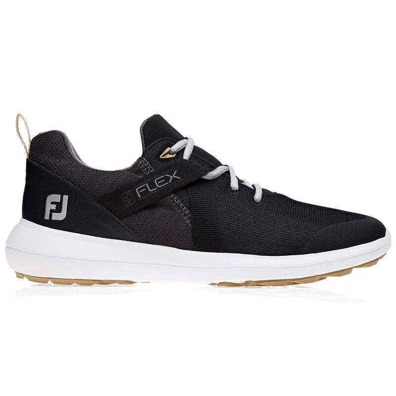 FootJoy Flex Shoes Male Black 10 Regular
