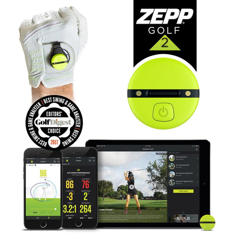 Zepp 2 Sensor Swing Analyser Male One Size