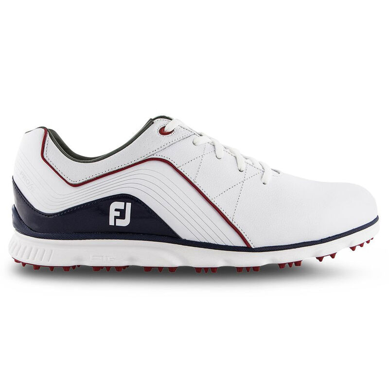 FootJoy ProSL Shoes Male WhiteNavyRed 12 Regular
