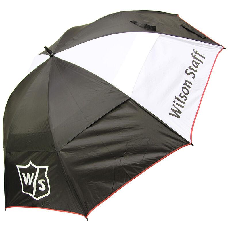 Wilson Staff Black and White Waterproof Umbrella