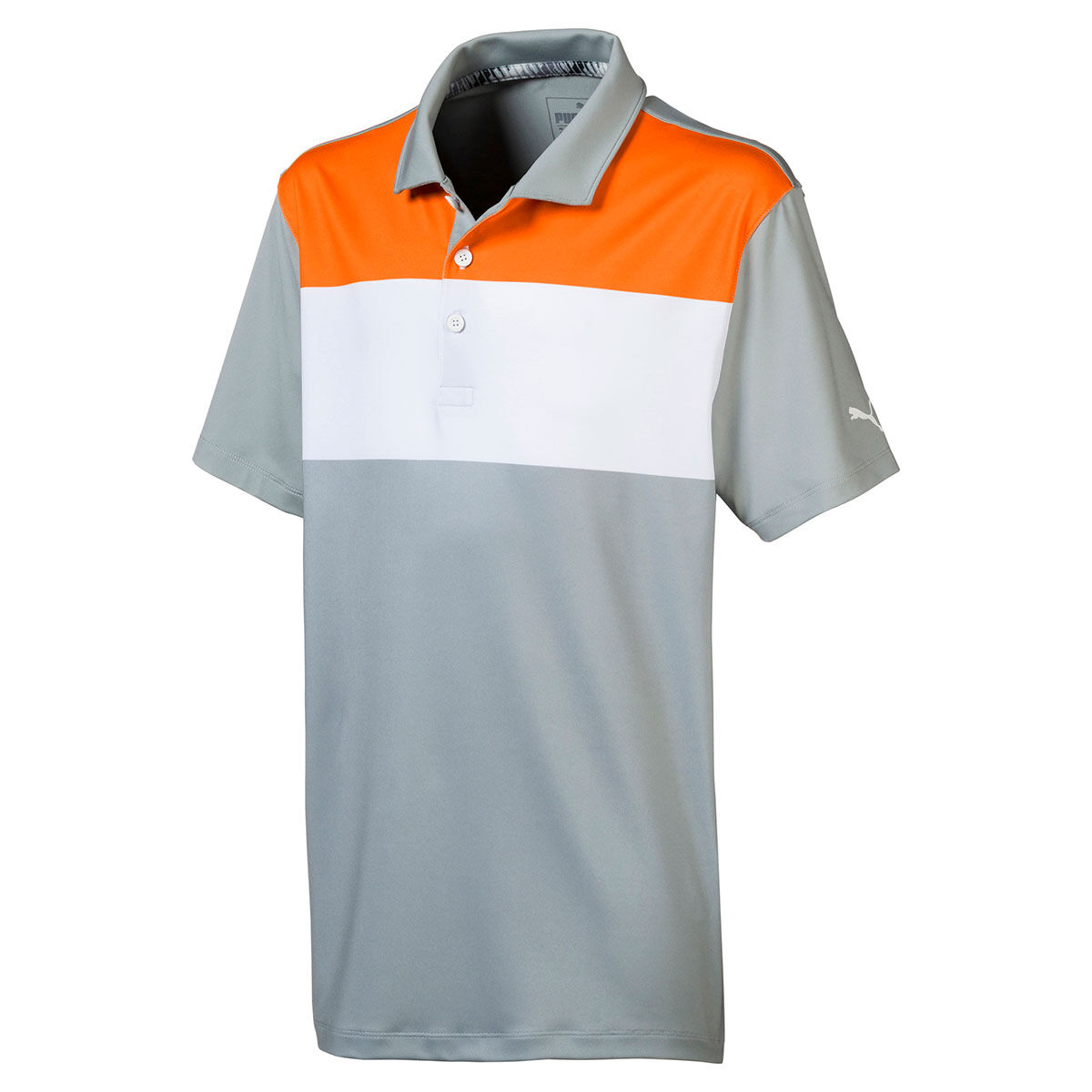 921350812 PUMA Golf Junior Nineties Polo Shirt | Online