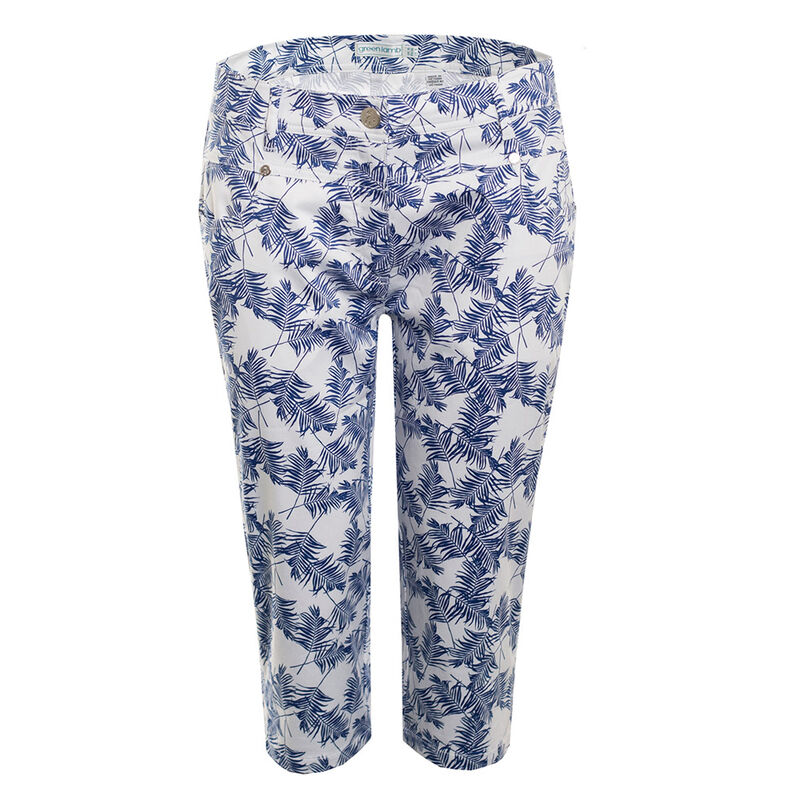 Green Lamb Ladies Golf Trousers
