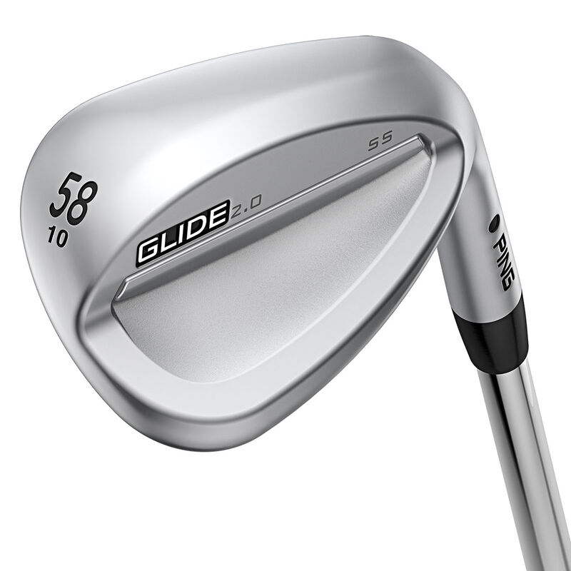 PING Glide 20 Wedges Male Right Hand 46 Standard Sole Steel