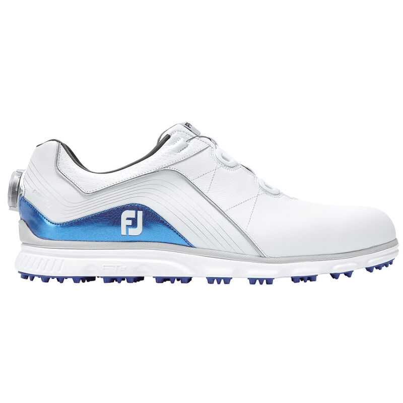 FootJoy ProSL BOA Shoes Male WhiteBlue 7 Regular