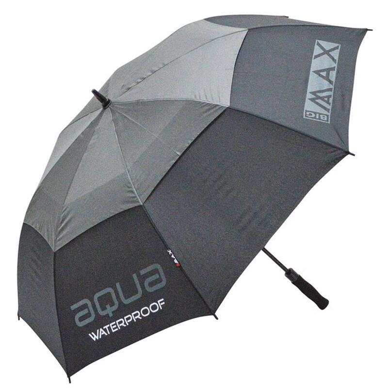 BIG MAX Aqua Umbrella Male BlackCharcoal