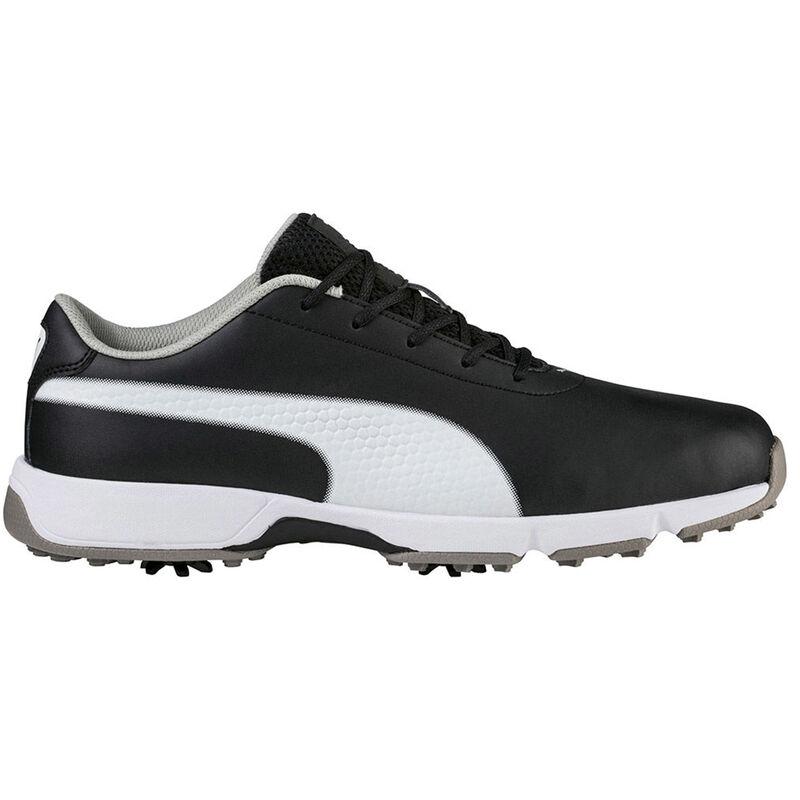 PUMA Golf Drive Cleated Classic Shoes Male BlackWhite 11