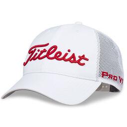 ef1fbc7add397 Titleist Tour Performance Mesh Back Cap