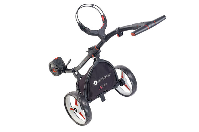 Motocaddy S1 Lite Push Trolley 2017