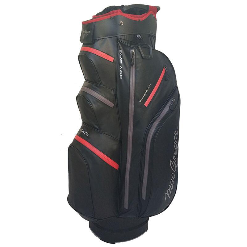 MacGregor MACTEC Golf Cart Bag, Black