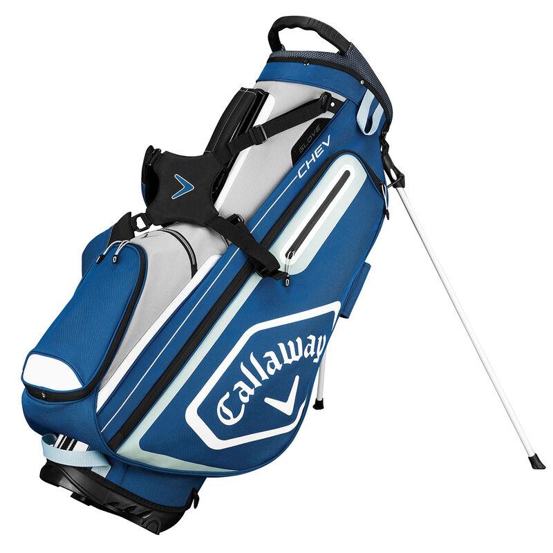 Callaway Golf Chev Stand Bag 2019 Male NavySilverWhite