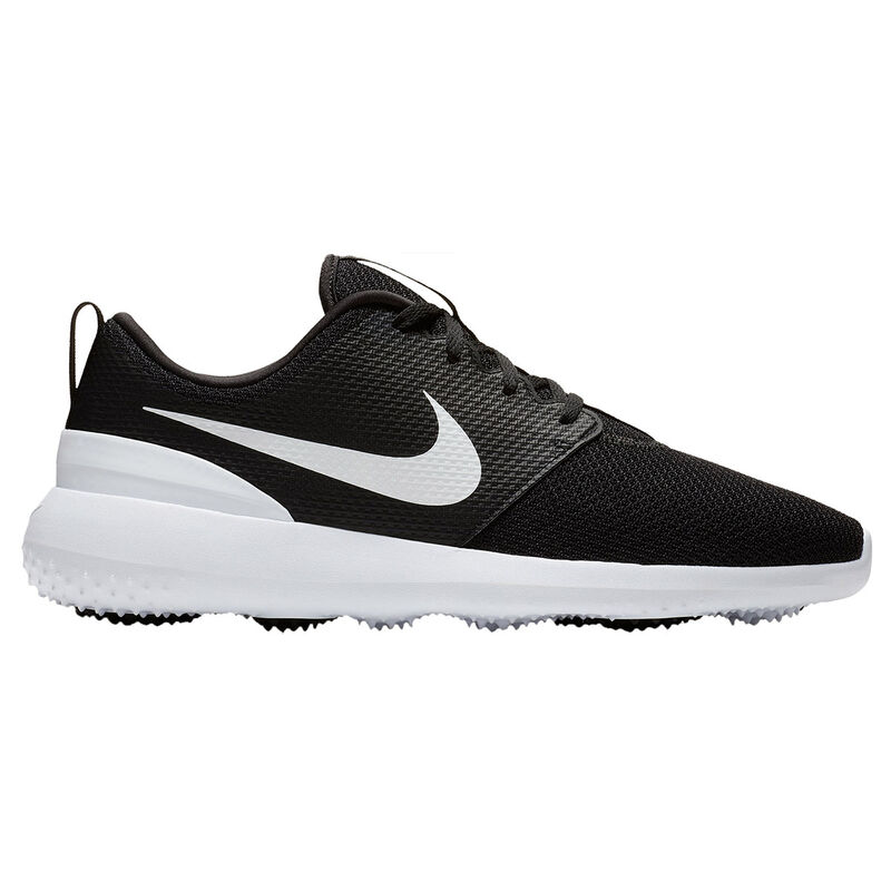 Nike Golf Roshe G Shoes Male BlackWhite 75 Regular
