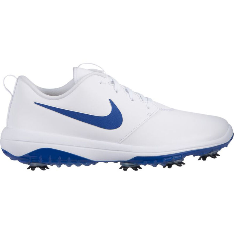 Nike Golf Roshe G Tour Shoes Male WhiteIndigo 11 Regular