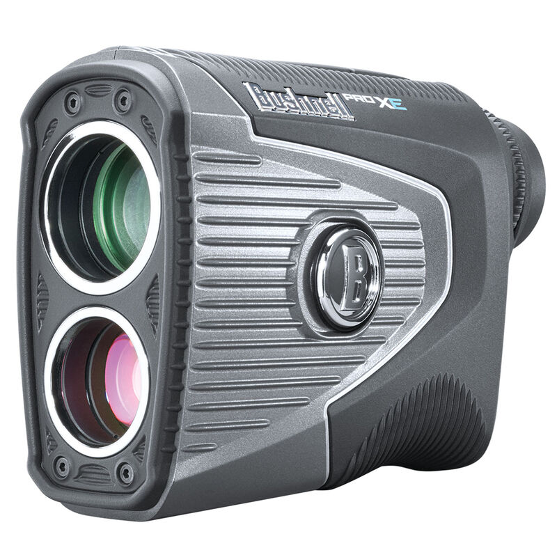 Bushnell Black and Silver Pro XE Rangefinder