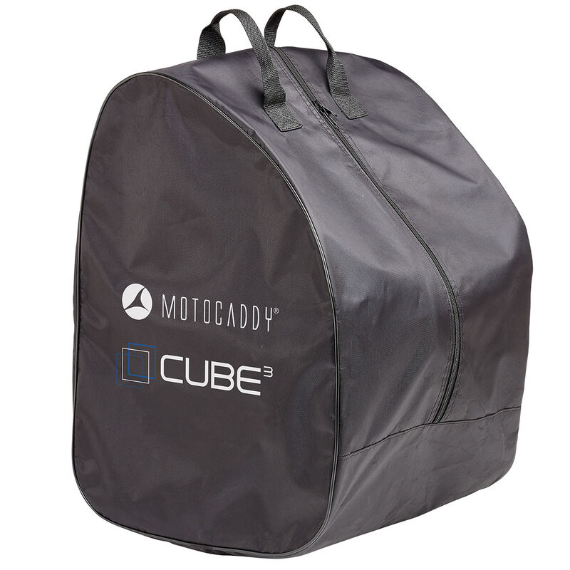 Motocaddy Cube Push Travel Cover Male Black