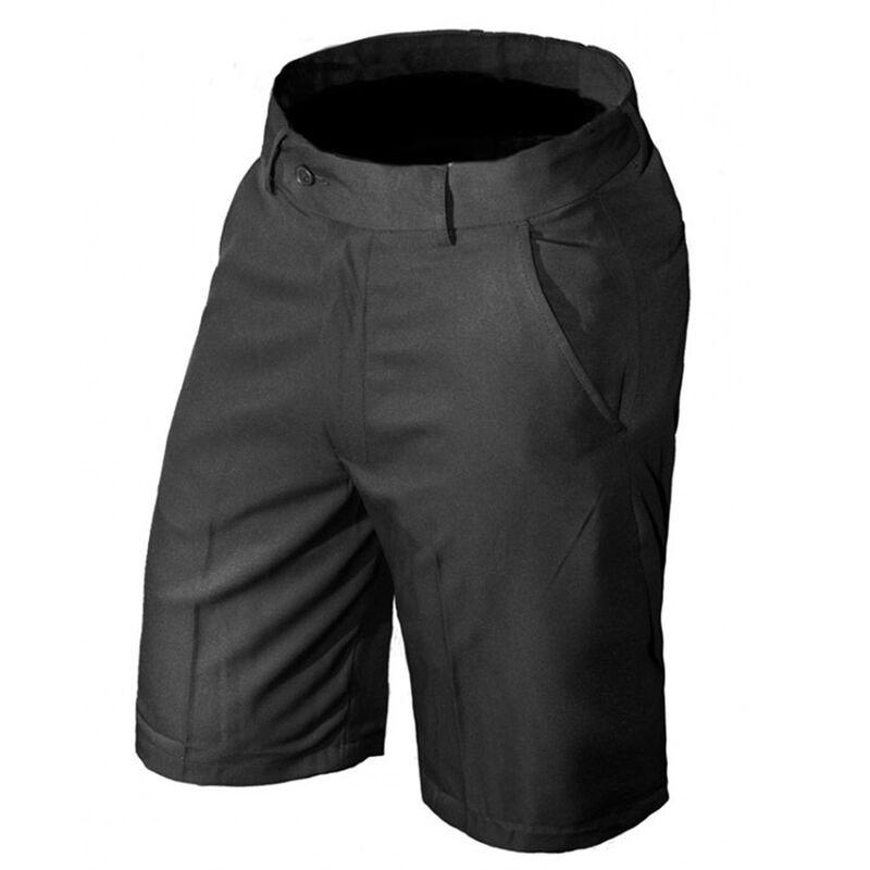 Stromberg Bermuda Shorts, Male, Black, 38