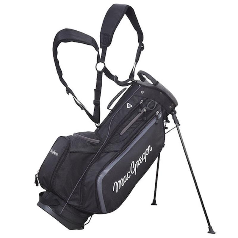 MacGregor MTX Golf Stand Bag, Black