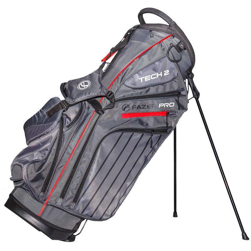 Fazer Pro Tech 2 Stand Bag Male GreyRedBlack