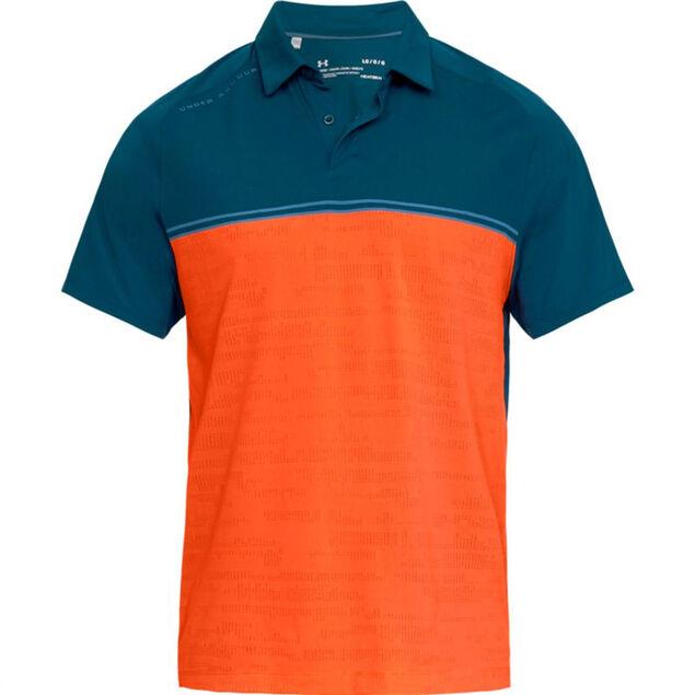 dfdee51a Product details. Under Armour Threadborne Calibrate Polo Shirt