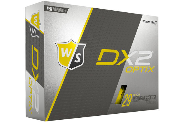 Wilson Staff DX2 Optix 12 Golf Balls