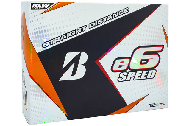 Bridgestone Golf e6 Speed 12 Golf Balls
