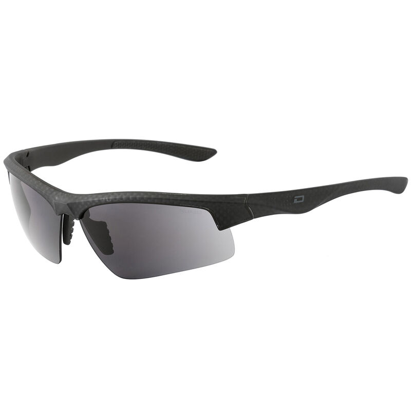 Dirty Dog Sport Hub Polarised Sunglasses Male CarbonGrey
