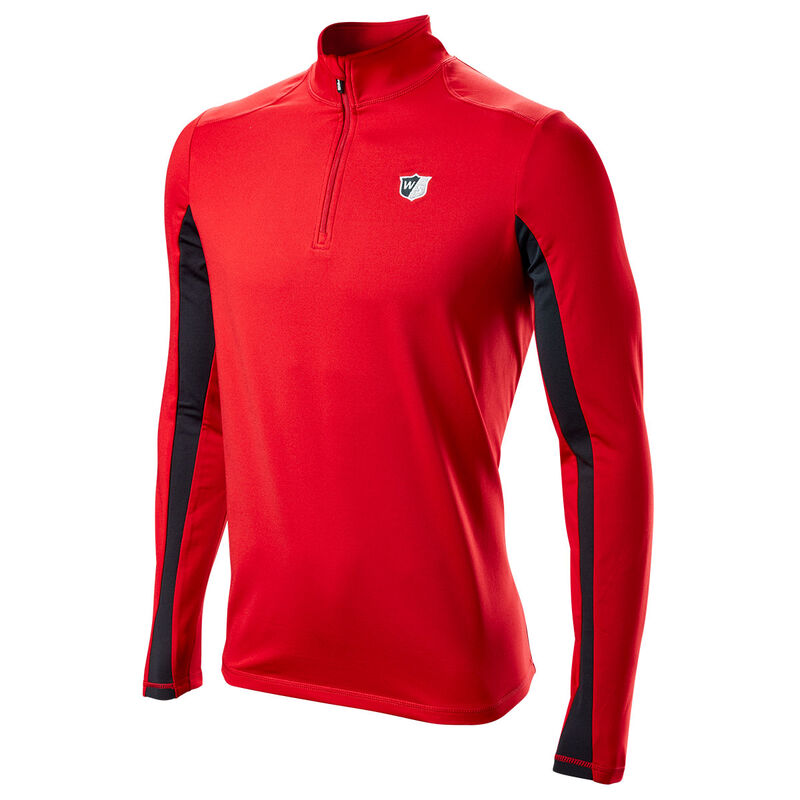 Wilson Staff Performance Thermal Tech Windtop Male Power Red XXL