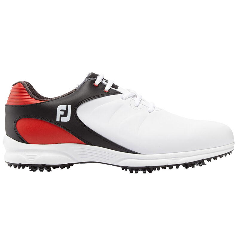 FootJoy Arc XT Shoes Male WhiteBlackRed 9 Regular