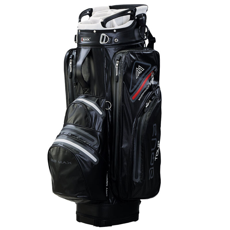 BIG MAX Aqua Tour 2 Cart Bag Male BlackSilver