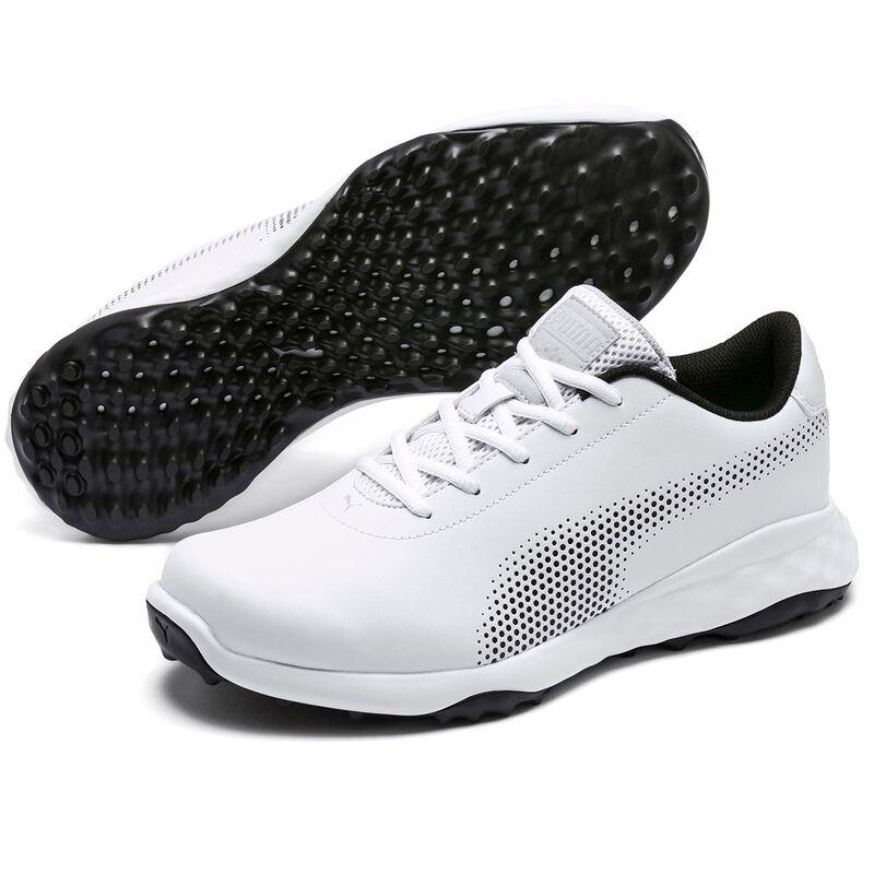 PUMA Golf Grip Fusion Tech Shoes Male WhiteBlack 8