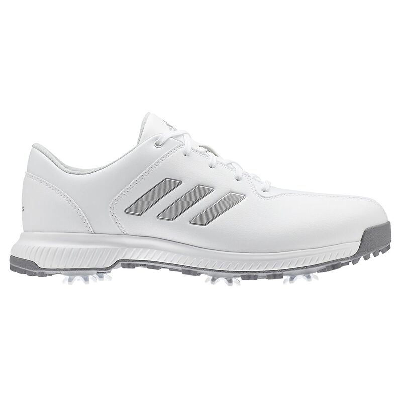 adidas Golf CP Traxion Shoes Male WhiteSilver MetGrey 7 Regular
