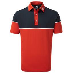 5545a38c9 FootJoy Colour Block Pique Polo Shirt