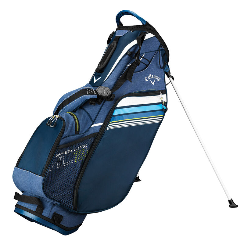 Callaway Golf Hyper Lite 3 Stand Bag 2019 Male NAVYBLUEWHITE