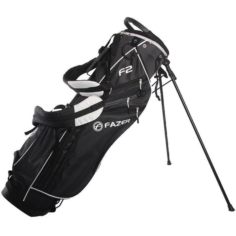 Fazer F2 Mini Stand Bag Male BlackWhite