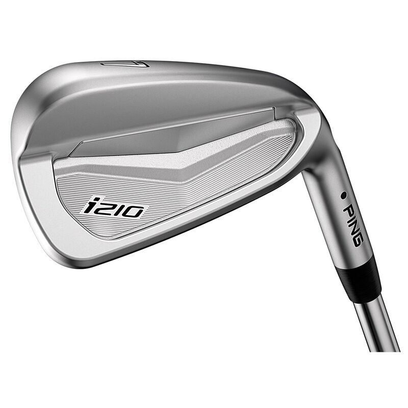 PING i210 Graphite Irons Male 4 PW 7 Irons Right Hand Graphite Regular
