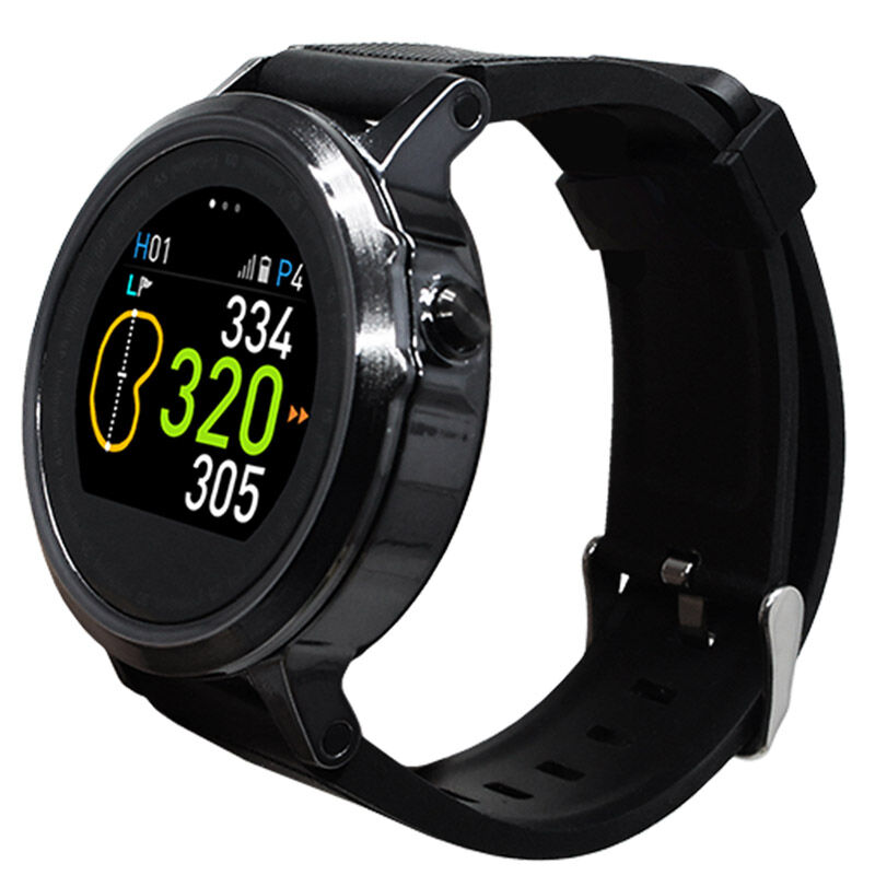 GolfBuddy WTX GPS Watch Male Black